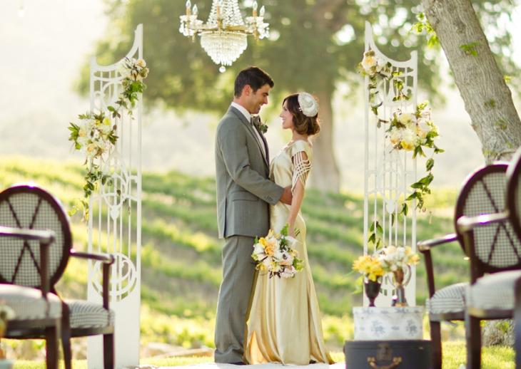 Текст для выездной регистрации на свадьбу