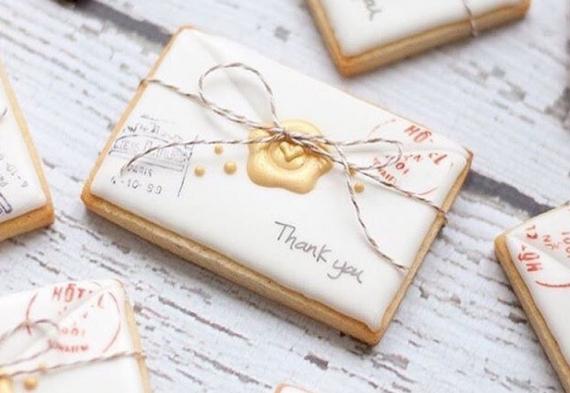 пряник письмо на свадьбу