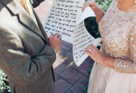 Текст свадебной клятвы