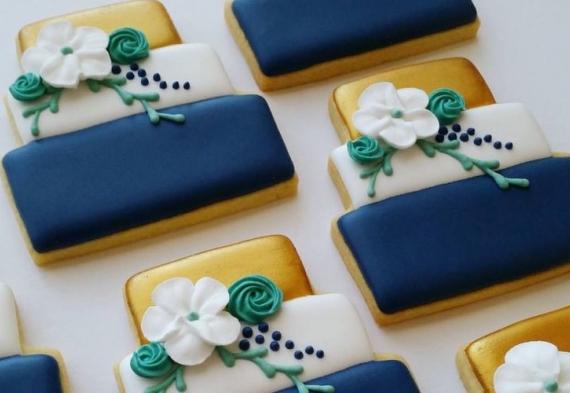 пряник торт на свадьбу 2