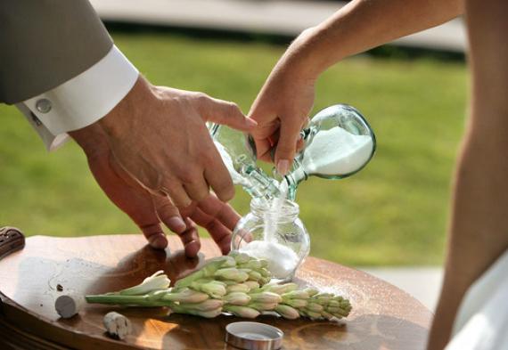 церемония с солью