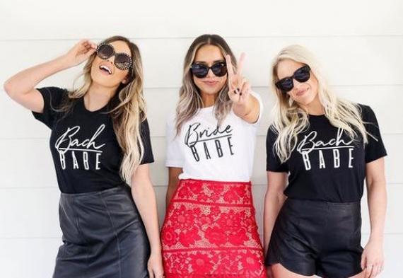 футболки для девичника 2