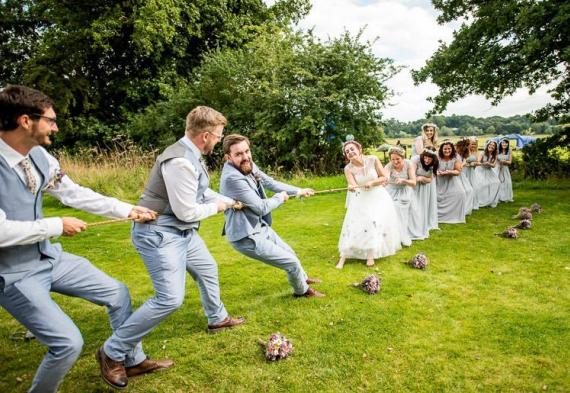 игры на свадьбу