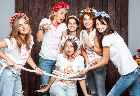 конкурсы для невесты на девичник