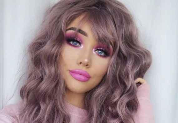 макияж в стиле барби 2