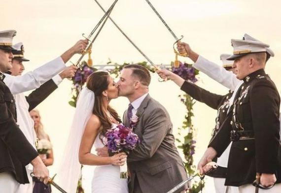 мечи на свадьбу