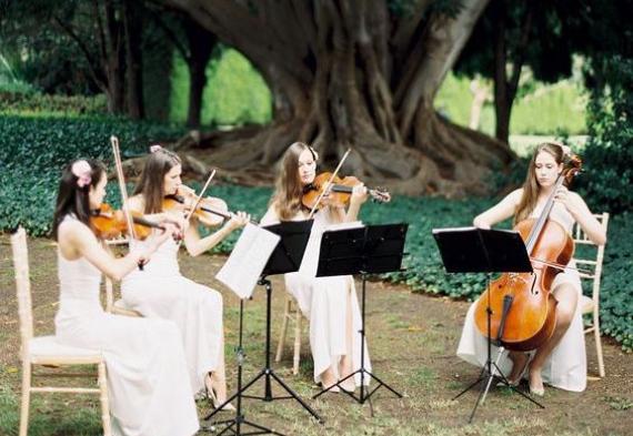 музыканты для свадебного торжества