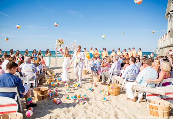 мячи на свадьбе