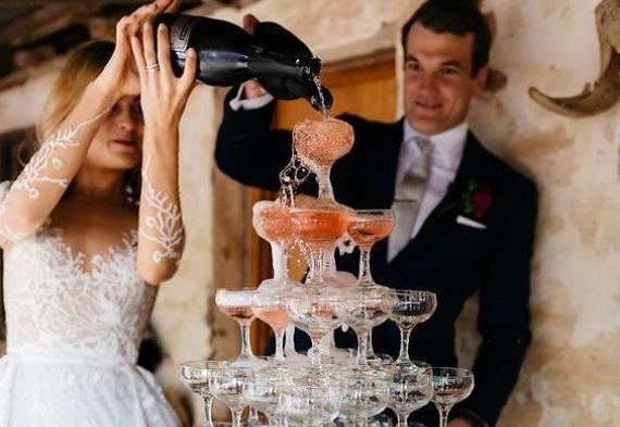 объединение вин свадебная церемония