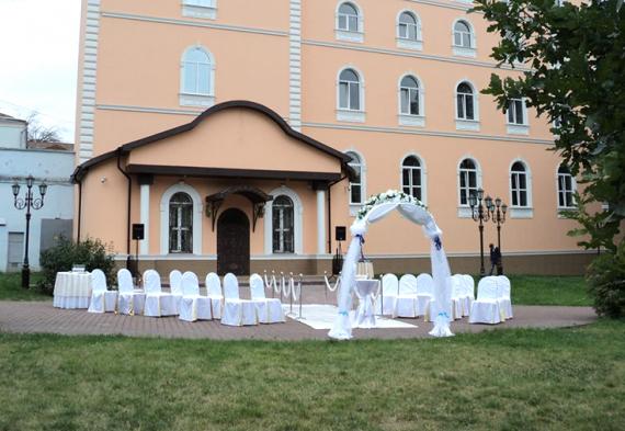 Особняк для свадьбы