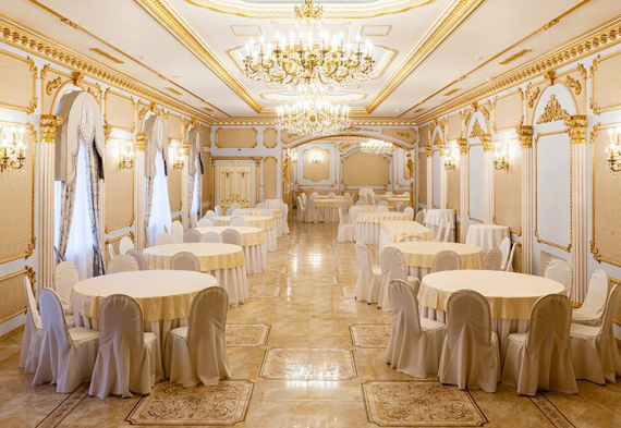 Усадьба для свадьбы в Подмосковье