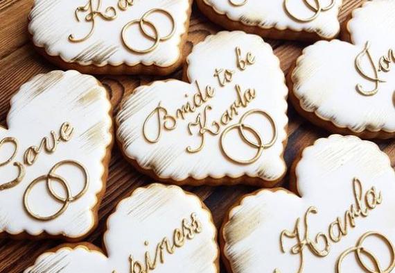 пряники на свадьбу 2