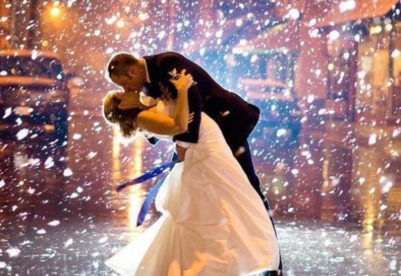 снег для танца
