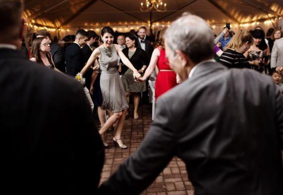 Танцевальная пауза