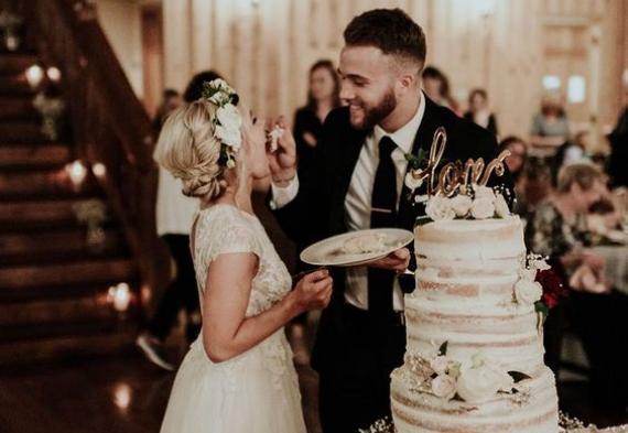 Музыка на вынос торта на свадьбе