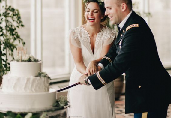 Торт на свадьбе, плейлист