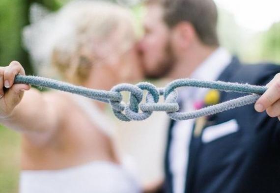 свадебная церемония завязывание узла