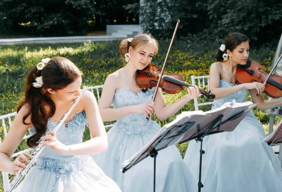 Оркестр на свадьбу