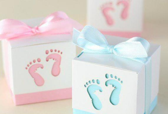 Денежные коробочки для будущих детей