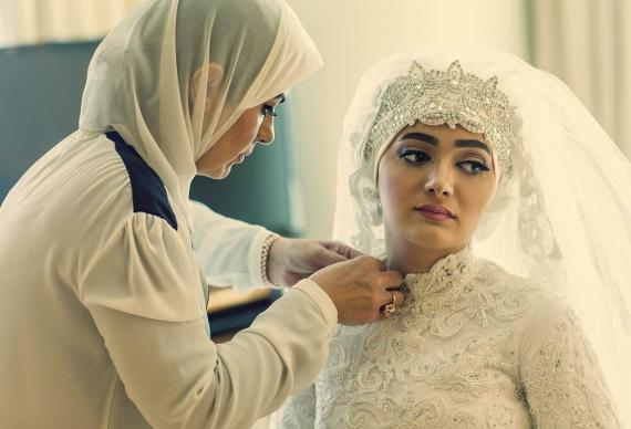 мусульманская невеста