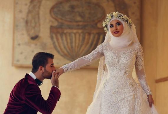 фото мусульманской свадьбы