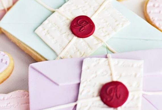 пряник письмо на свадьбу 3