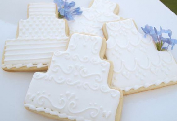 пряник торт на свадьбу 3