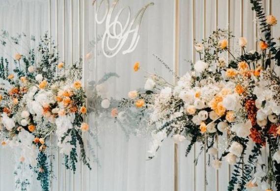 свадебный декор 4