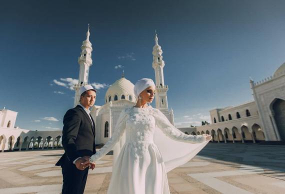 мусульманские свадебные обычаи