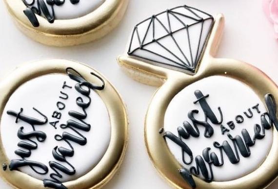 пряник кольцо на свадьбу 4