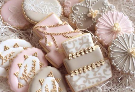 пряник торт на свадьбу 4