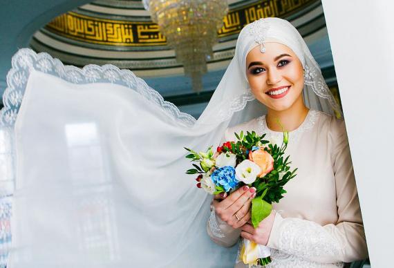 никах невеста