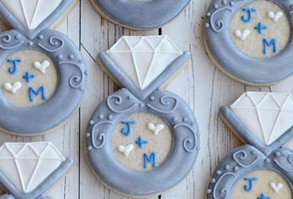 пряник кольцо на свадьбу 5