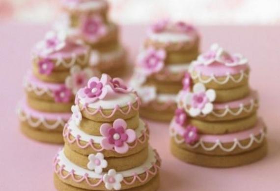 пряник торт на свадьбу 5