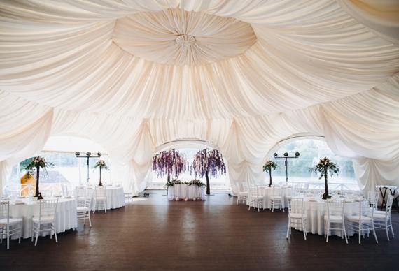 Шатры для свадьбы в Подмосковье