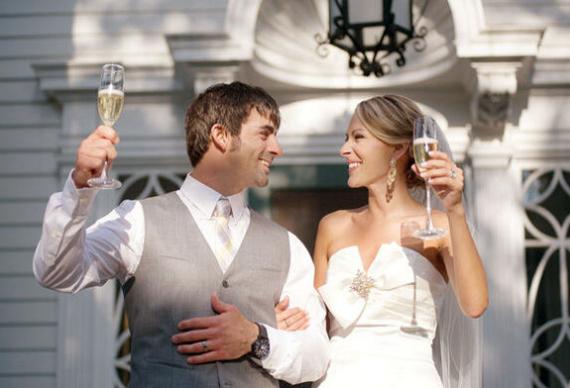 благодарственные слова на свадебной церемонии