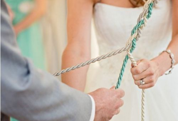 божий узел свадебная церемония