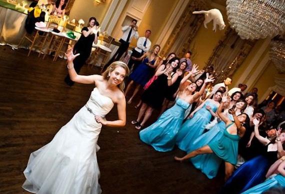 бросить кота на свадьбе фотошоп