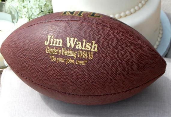мяч для жениха