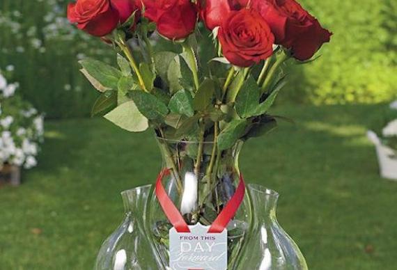 розы для свадебной церемонии