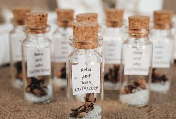 соль на свадебную церемонию