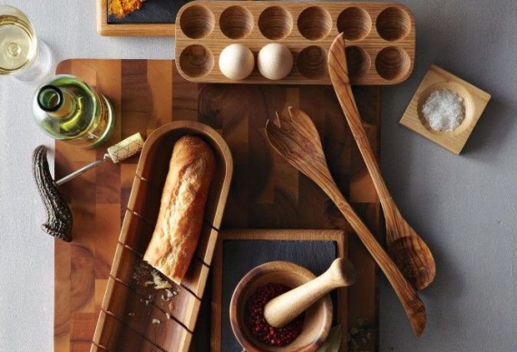 деревянная посуда 2