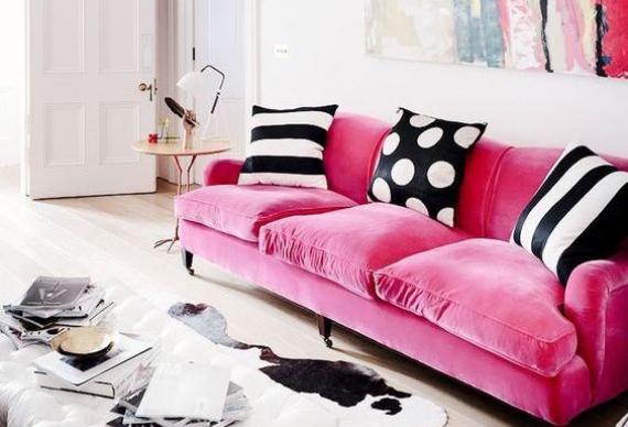 дизайн квартиры для девичника в стиле барби 4