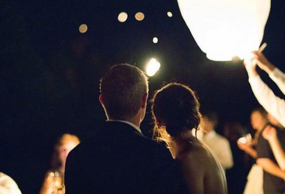 фонарики для свадебного торжества