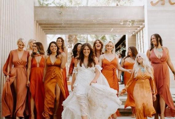 подружки невесты 2