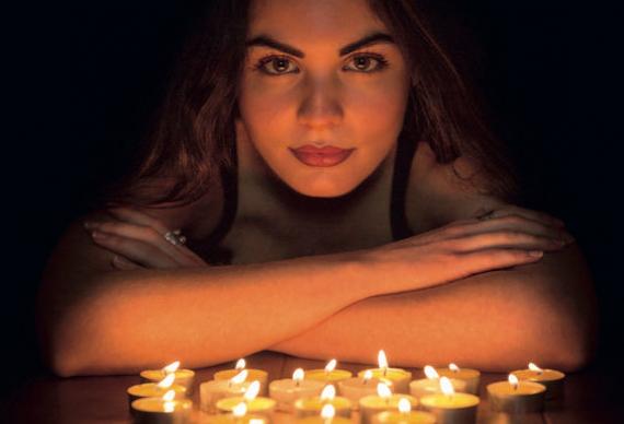 гадание на свече
