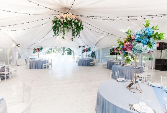 Где отметить свадьбу на природе
