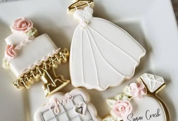 пряники на свадьбу 4