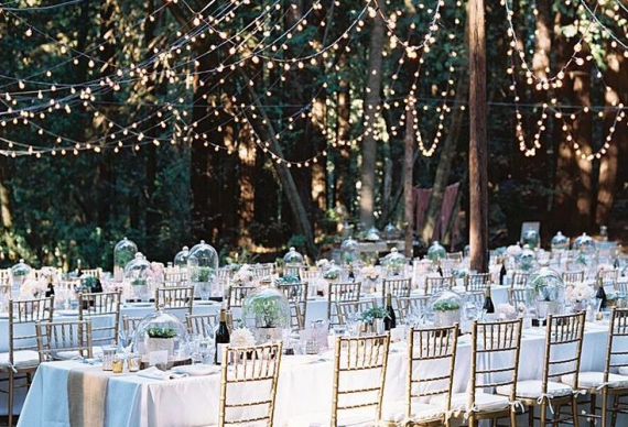 гирлянда нить на свадьбу
