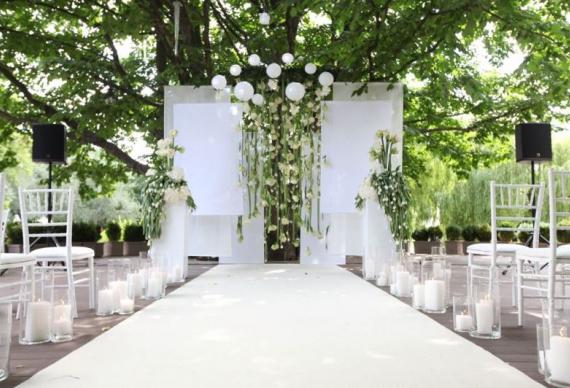 Элитная свадьба